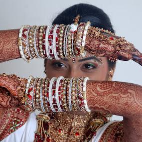by Dr .Ghanshyam Patel - People Portraits of Women (  )