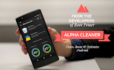 Alpha Cleaner VIP [Boost & Optimize] - 50% OFF- screenshot thumbnail