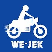 We-Jek (Ojek Online) APK for Bluestacks
