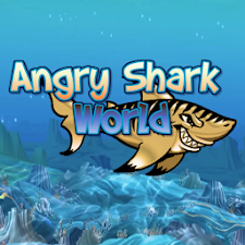 Angry Shark World