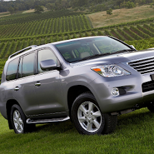 Wallpapers Lexus LX 570