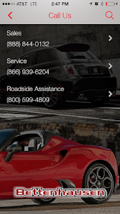 Bettenhausen Fiat - screenshot