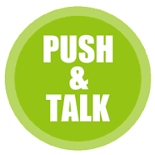 Push and Talk