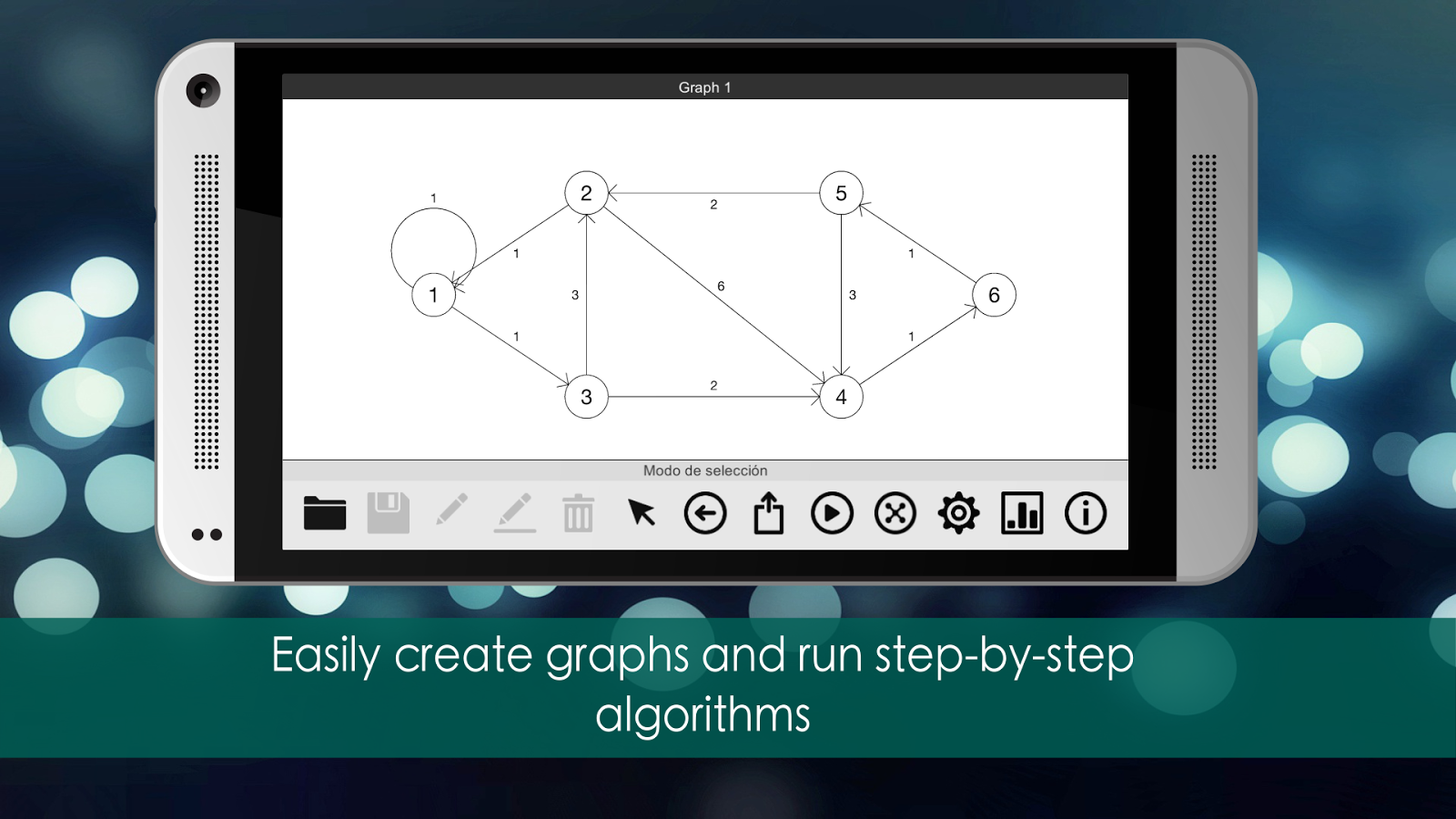 Graphynx, graphs & algorithms Screenshot 0