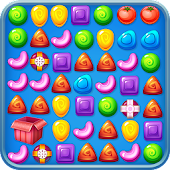 APK Game Six Candy! for BB, BlackBerry