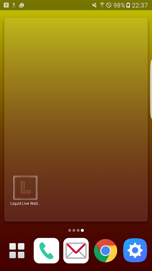 Liquid Live Wallpapers Screenshot 7