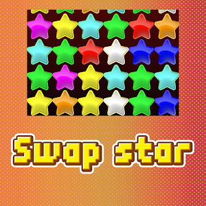 Swapping Stars [Match 3 Game]