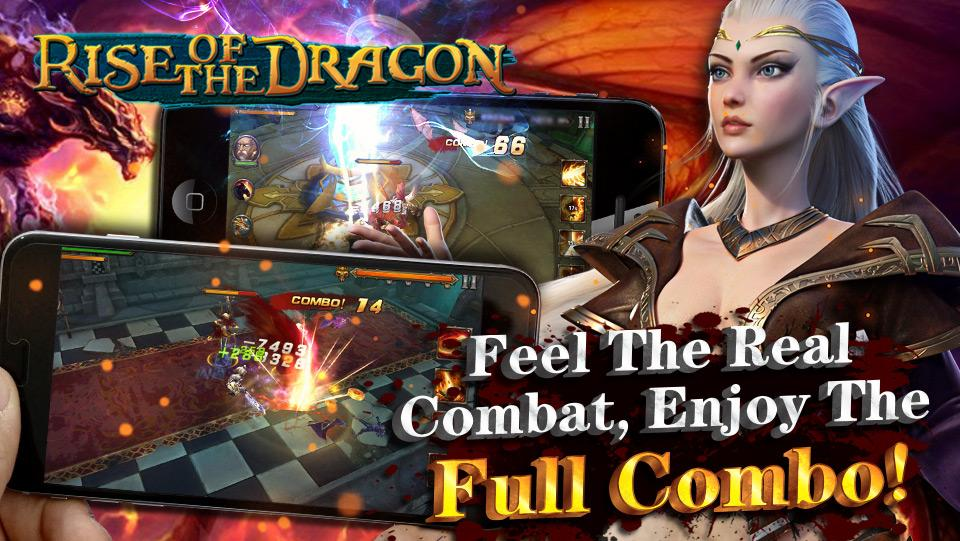 Rise Of The Dragon Screenshot 4