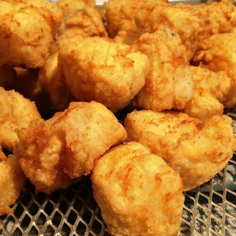 Southern Fried Fish Nuggets