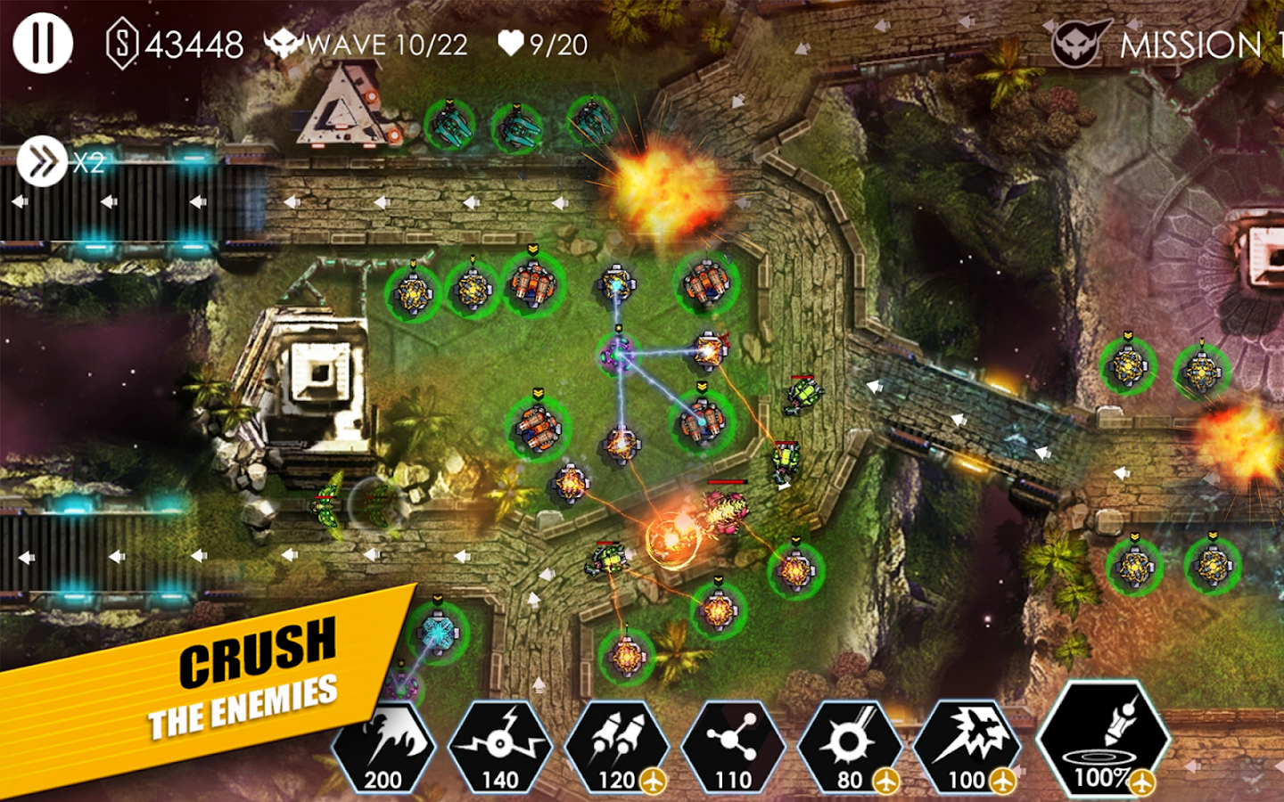 Tower Defense: Invasion HD Screenshot 16