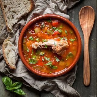 Mediterranean Chicken Soup Recipes