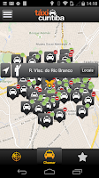 Screenshot of Taxi Curitiba