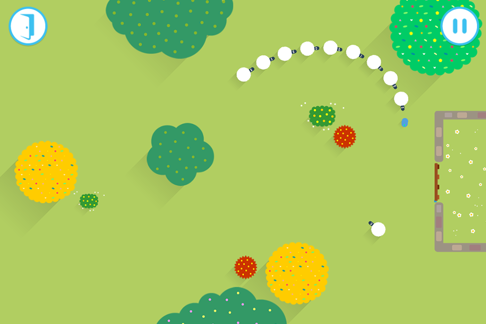 Hey Duggee The Big Outdoor App Screenshot 1
