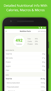 Mealime - Healthy Meal Plans Screenshot