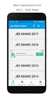 Solved 15 Years Jee main Paper Get Ready For 2018 APK for Bluestacks