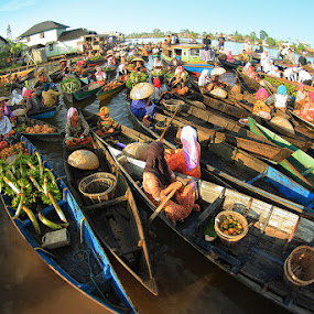 by Randy Rakhmadany - Transportation Boats