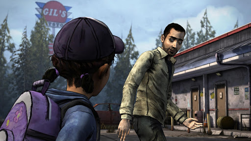 The Walking Dead: Season Two screenshot 2