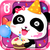 Baby Panda's Birthday Party APK Icon