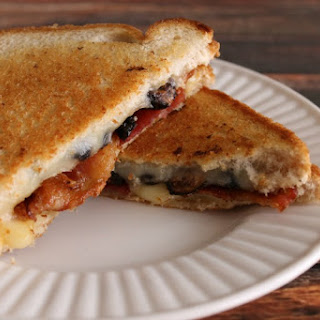 Fig & Bacon Grilled Cheese