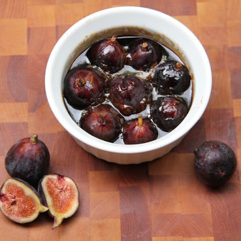 Exquisite Caramelized Figs