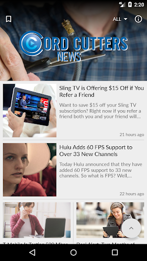 Cord Cutters News Apk Download Free for PC, smart TV