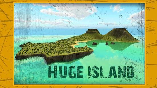 APK Game Survival Island 2: Dino Hunter for BB, BlackBerry