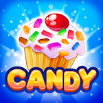 Candy Valley - Match 3 Puzzle Icon
