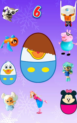 Surprise Eggs Toys for Kids For PC