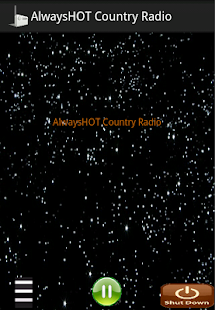 AlwaysHOT Country Radio - screenshot