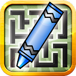 Kids Draw Maze Labyrinth 1.0.6 Apk