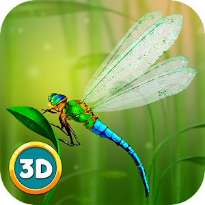 Dragonfly Insect Simulator 3D