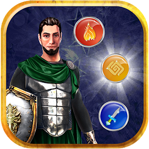 Empires of Match 3 World - Legends of Kingdom RPG For PC (Windows & MAC)