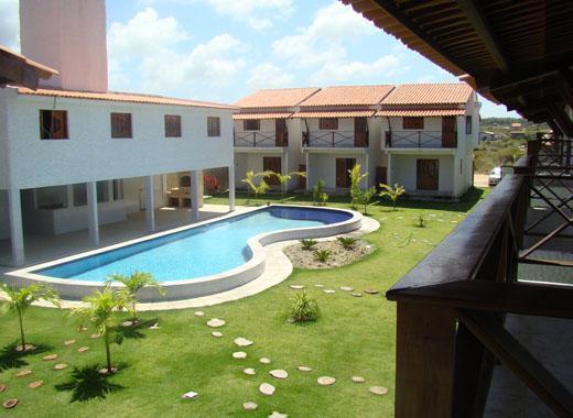Bangalô residencial à venda, Praia de Carapibus, Conde - BG0009.