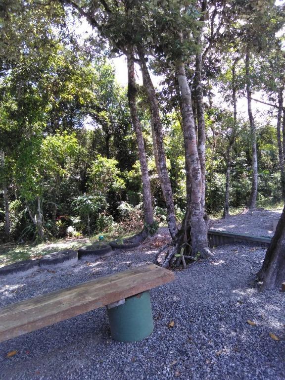 Chácara com 2 casas á venda ou permuta, 2000 m² por R$ 450.000 - Jardim Praia Grande - Mongaguá/SP
