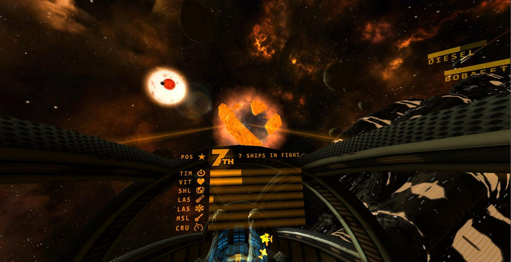 Galaxy VR Virtual Reality Game Screenshot 1