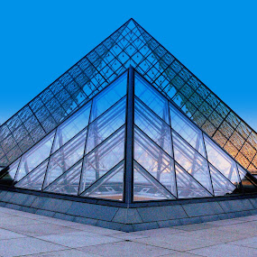 Louvre by Leif Holmberg - Travel Locations Landmarks ( paris, louvre, art, france, museum,  )