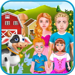 Family holidays to farm