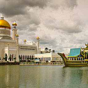 Brunei by Zdenka Rosecka - Buildings & Architecture Places of Worship