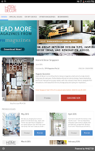 Home & Decor Singapore - screenshot