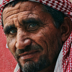 AFGHAN by Angelito Cortez - People Portraits of Men ( scarp, nose, portrait, pwcfaces-dq, eyes )