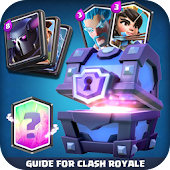 App Guide clash royal coffre cheat APK for Windows Phone