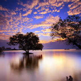 by Eddy Due Woi - Landscapes Waterscapes