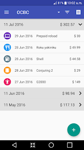 Manage Credit Card Instantly- screenshot thumbnail