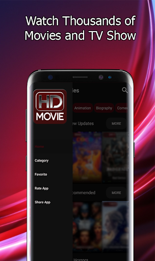 HD Movies Hot - 2018 For PC