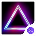 Neonnn APUS stylish theme APK for Bluestacks