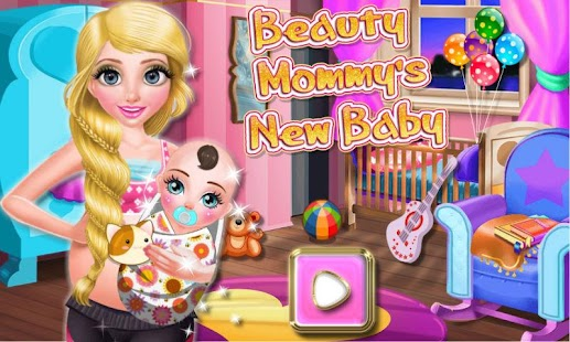 Beauty Mommy's New Baby- screenshot thumbnail