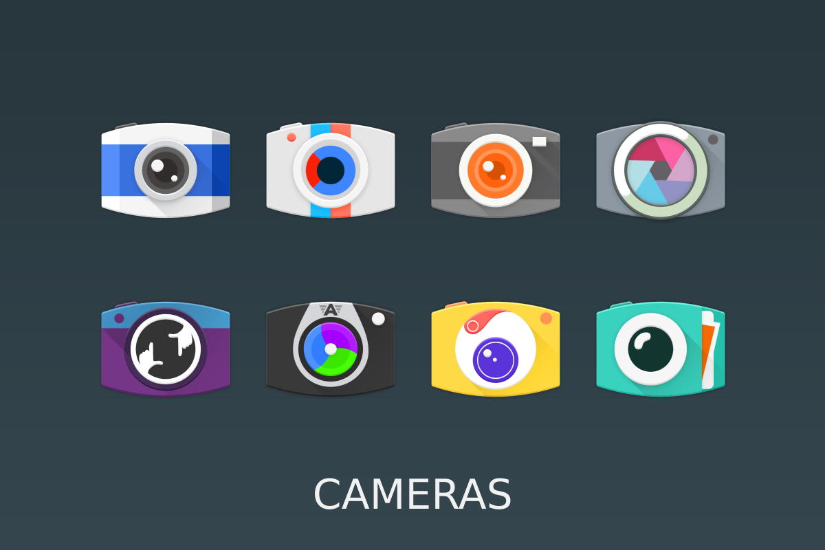 Panorama Material Icon Pack Screenshot 14