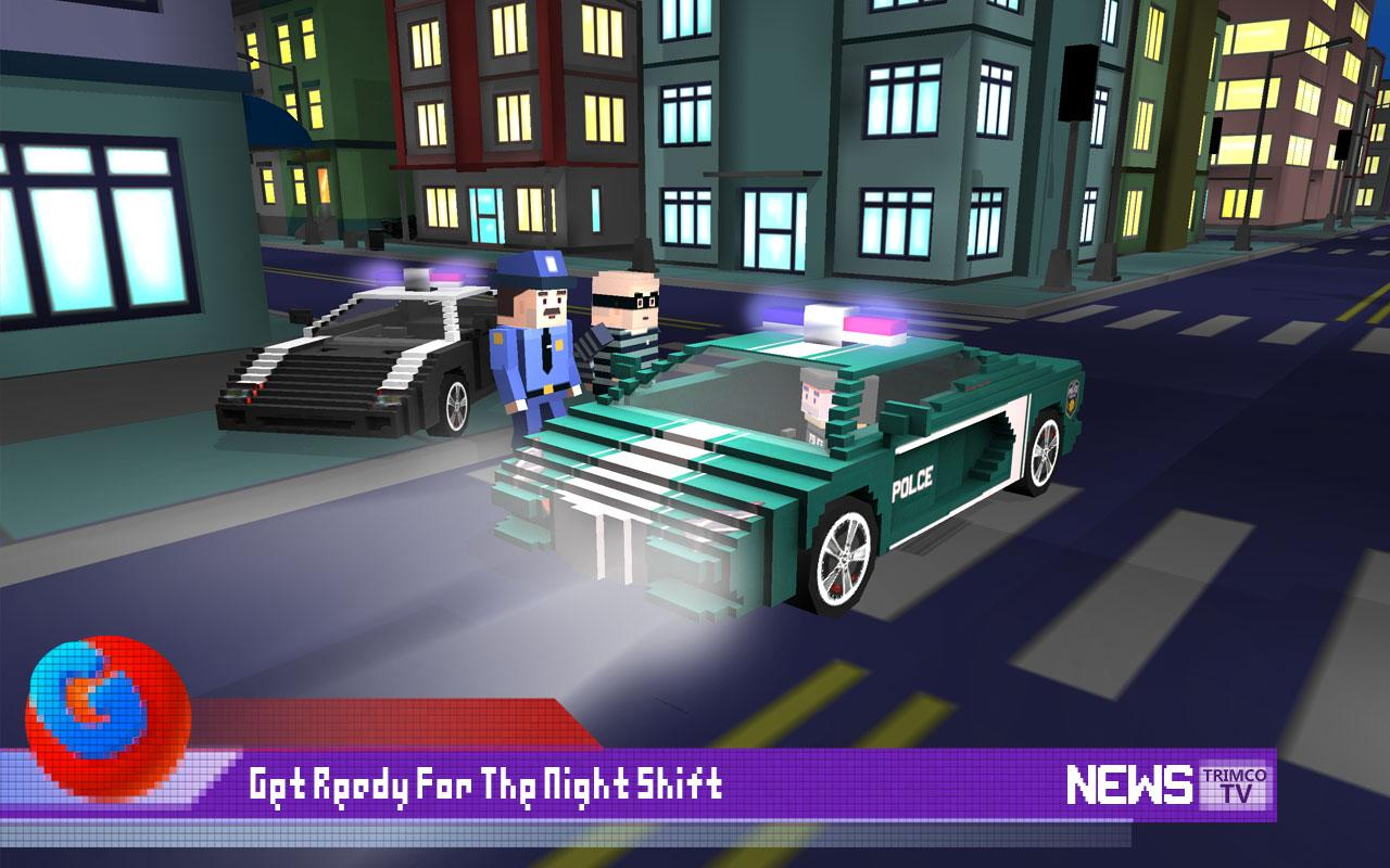 Blocky City: Ultimate Police 2 Screenshot 2