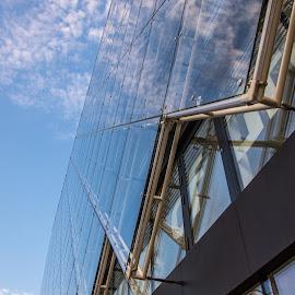 Cloud by Robert Persson - City,  Street & Park  Street Scenes