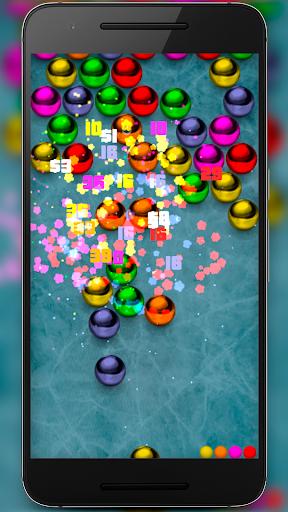 Magnetic balls bubble shoot screenshot 9